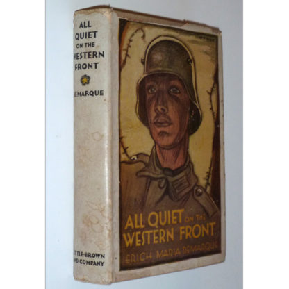 All Quiet on the Western Front, 1929, First Printing