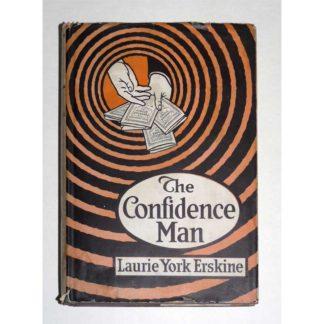 Confidence Man by Laurie York Erskine [1925]