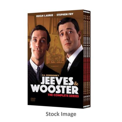 Jeeves & Wooster: The Complete Series [dvd] [2009] New