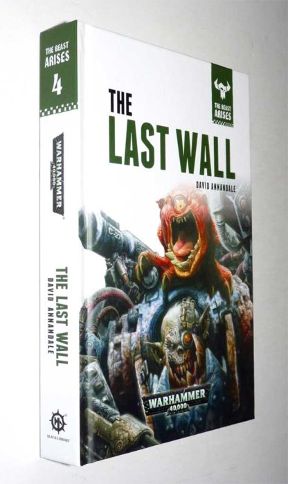 The Last Wall (The Beast Arises) by David Annandale