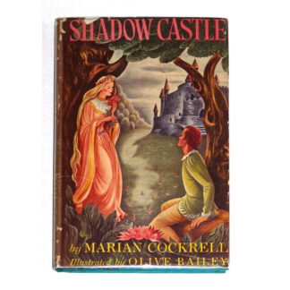 Shadow Castle, Cockrell, Marian [First Edition, 1945]